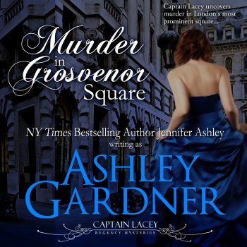 Murder in Grosvenor Square audiobook by Ashley Gardner