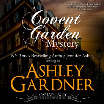 A Covent Garden Mystery audiobook by Ashley Gardner