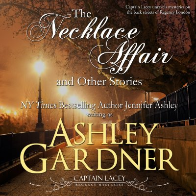 The Necklace Affair audiobook by Ashley Gardner