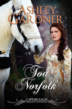 A Death in Norfolk (Captain Lacey Regency Mysteries) by Ashley Gardner