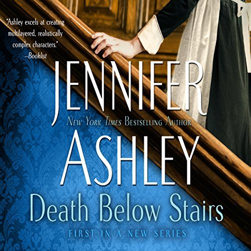 Death Below Stairs audiobook by Ashley Gardner