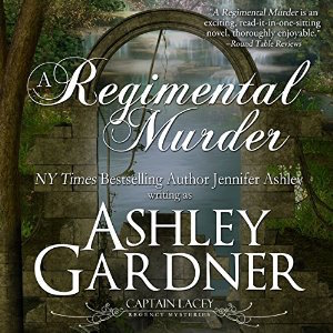 A Regimental Murder audiobook by Ashley Gardner