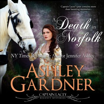 A Death in Norfolk audiobook by Ashley Gardner