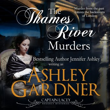The Thames River Murders audiobook by Ashley Gardner