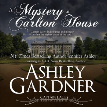 A Mystery at Carlton House audiobook by Ashley Gardner