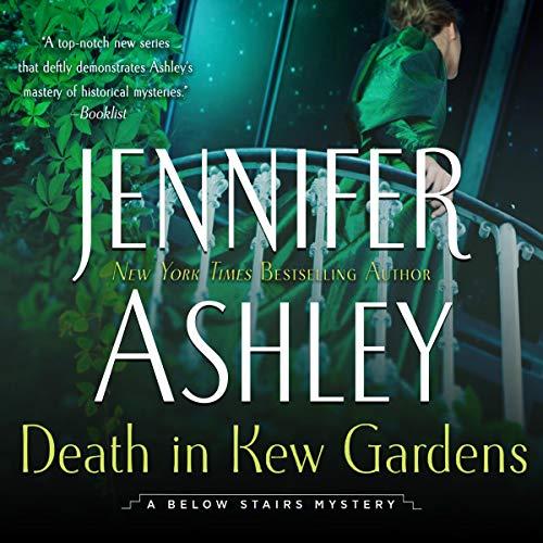 Death in Kew Gardens audiobook by Ashley Gardner