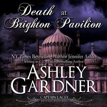 Death at Brighton Pavilion audiobook by Ashley Gardner
