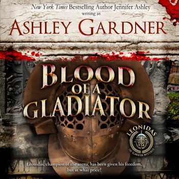 Blood of a Gladiator audiobook by Ashley Gardner