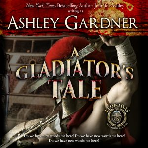 A Gladiator's Tale audiobook by Ashley Gardner